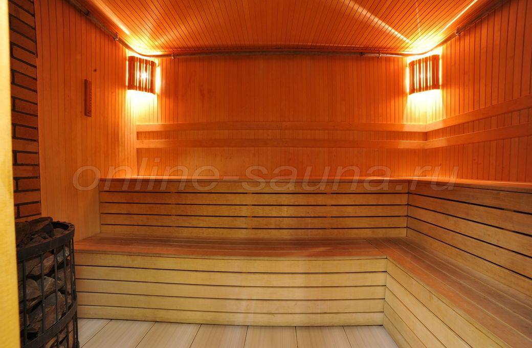 Банный лист, баня