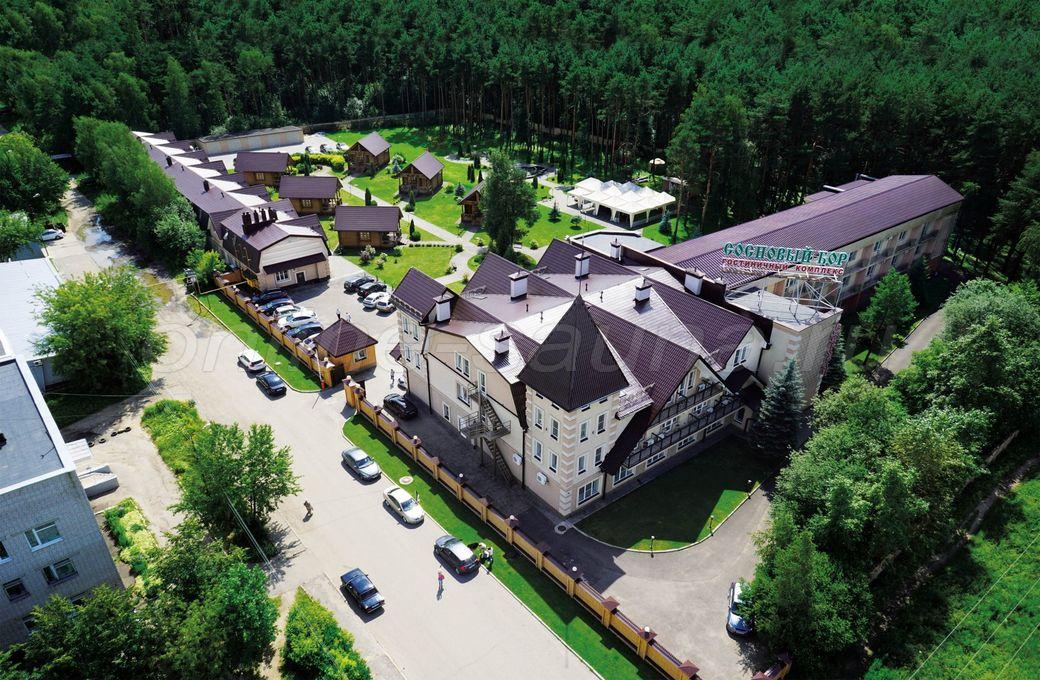 Сосновый бор, гостиничный комплекс